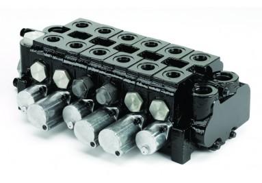 Parker Hydraulic Valves